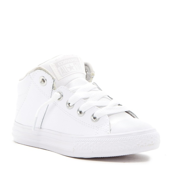 bd738ed819c4e2 Converse Other - Converse CTAS Axel Kid s Leather Sneaker
